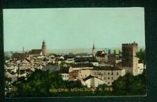 BAYERN : MÜHLDORF a. INN (Photochromie ca 1898, Photocol München = PhM)