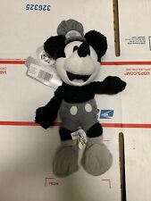 Mickey Mouse Steamboat Willie Millennium Plush Stuffed Bean Bag Toy