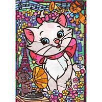 5D DIY Full Drill Diamond Painting Cartoon Cat Cross Stitch Embroidery Kits #8Y