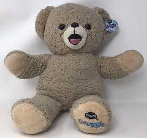 "Renuzit Snuggle Bear Plush 16"" Stuffed Animal: New England Toys"