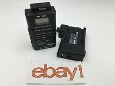 Genuine Sony Hvr-Mrc1 Memory Recording Unit + Hvra-Cr1 -Free Shipping