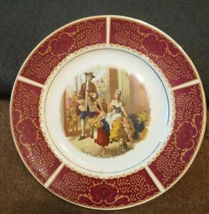 English fine china Decorative Plate