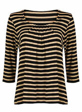 Marks and Spencer Women's Plus Size 3/4 Sleeve Sleeve Tops & Shirts