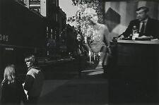 Harry CALLAHAN: Multiple Exposure, Providence 1970 / VINTAGE silver / RISD 1971