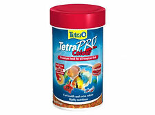 Tetra Pro Colour Crisp 110g Tropical Fish Food