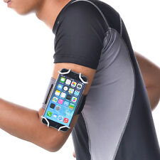 TFY Open-Face Sport Armband + Key Holder for over ALL Cell Phone 2016