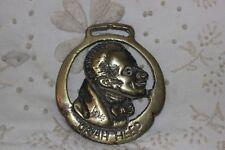 Vintage Horse Brass Medallion URIAH HEEP