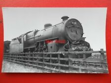 PHOTO  LMS 2-6-0 CRAB LOCO NO (4)2893 OAKLEY JUNCT ACCIDENT 22/1/38
