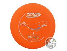 New Innova Dx Whale 171g Orange Silver Foil Putter Golf Disc