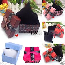 Fashion Durable Present Watch Gift Box Case Bracelet Jewelry Watch Storage Boxes
