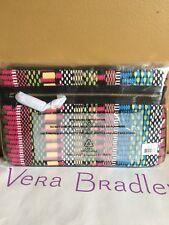 NWT Vera Bradley Mia Wristlet Cha-Cha Large Clutch iPhone PLUS CARDS HOLDER $74