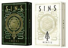 Sins Playing Cards (2 Deck set) from Thirdway Industries
