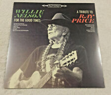 """WILLIE NELSON: """"For The Good Times:Tribute To Ray Price """": NEW VINYL LP REISSUE"""