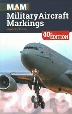 Military Aircraft Markings 2019 9781910809259 | Brand New | Free UK Shipping