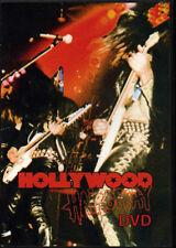 Hollywood Hairspray DVD. NTSC Region 1. Babylon A.D., Nasty Idols, Crashdiet