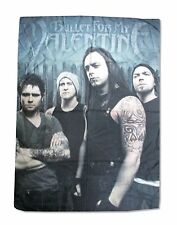 Bullet For My Valentine Band Photo Nylon Wall Flag Fabric Poster New Official