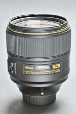 Nikon Nikkor AF-S 105mm/1,4e ed come nuovo