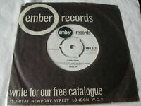 MISS X - CHRISTINA / S-E-X - EMBER 1963 NOVELTY POP EROTICA RARE IN BIRTH BAG 7""