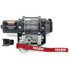 Suzuki Kingquad 750AXi 4X4 500AXi 4X4 2008-2015 2000lb Winch With Wired Rope