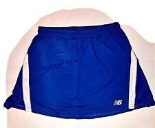 New Balance Blue Skirt Women's Tennis/ Lacrosse Kilt Size Large Brand New