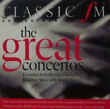 Various Classical(CD Album)The Great Concertos-Classic FM---UK-2003--