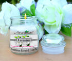 Arvedikas Natural Essential Oil & Soy Wax Blended With Jasmin Scented Candle