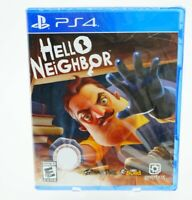 Hello Neighbor: Playstation 4 [Brand New] PS4