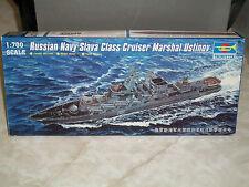 Trumpeter 1/700 Scale Russian Navy Slava Class Cruiser Marshal Ustinov