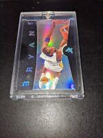 2006-07 Fleer E-X EX Kobe Bryant #17 Clear Acetate Refractor Los Angeles Lakers