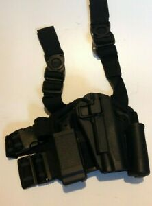Drop Leg Holster Pistol Right Hand Pouch Mag Pouch For 1911