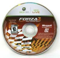 Forza Motorsport 2 Microsoft Xbox 360 X360 Game Only