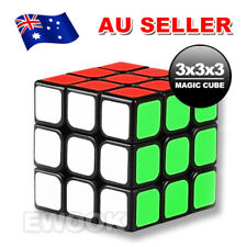 5x Stock Magic Cube 3x3x3 Super Smooth Fast Speed Rubik Puzzle Rubics Rubix
