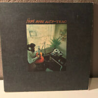 "Home Made With TEAC (Recording Instruction from TEAC) - 12"" Vinyl Record LP - EX"
