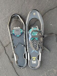 Tubbs Frontier Snowshoes - Women - 25 WINTER SNOW SPORTS OUTDOOR LIGHTLY USED