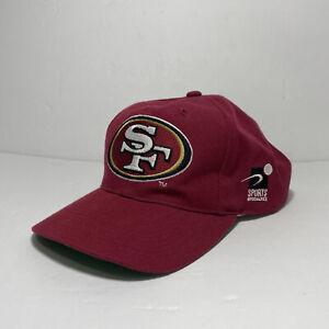 San Francisco 49ers Logo Sports Specialties Snapback Hat
