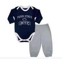 Penn State NCAA infant Baby Bodysuit