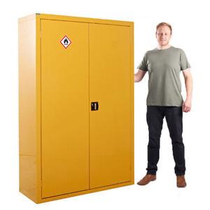 Hazardous Storage Cabinets | H1800 x W1200 x D460mm | CoSHH Cabinets | EN13501-1