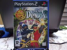 JEU PLAYSTATION 2 PS2 - LA LEGENDE DU DRAGON