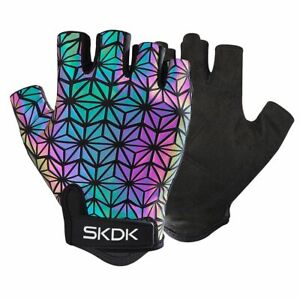 Cycling Half Finger Gloves Non Slip for MTB Bike Road Bicycle Ride Gym Training