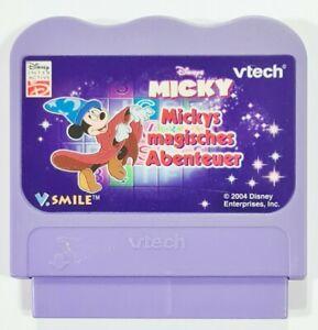 vtech V.SMILE Spiel DISNEY MICKYS MAGISCHES ABENTEUER dt. Lesen/Lernen/Rechnen