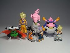 Gashapon HG Dragonball Z Figure Majin Runaway Series SP Set (6 pcs) BANDAI JAPAN