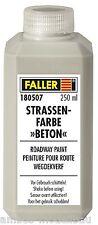 (31,16€/l) Faller 180507 Strassenfarbe Beton, 250 ml, zB. Car System