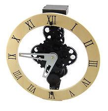 Horloge murale avec engrenages visibles DynaSun Gcl08-333