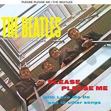 Beatles Please Please Me LP cover licensed steel sign  300mm x 300mm (ro)