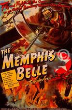 The Memphis Belle Vintage Movie Poster -24x36
