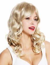 Wig me up Wig Ladies Long Curls Noble Curly Blonde Platinum Blonde Highlights