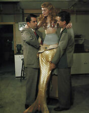 ANN BLYTH PHOTO mr. peabody and the mermaid photograph
