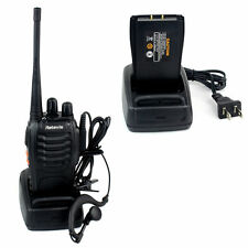 Retevis H777 Two Way Radio long-range radio (new) comes with headset and charger