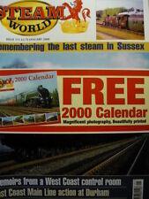 Rail Steam World Magazines