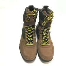 Mark Nason Sergeant Boots Brown Size 10.5